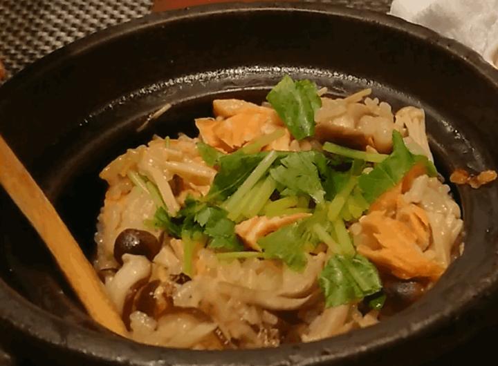 土鍋ご飯の中身