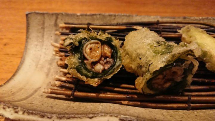 天ぷら の村のてんぷら4