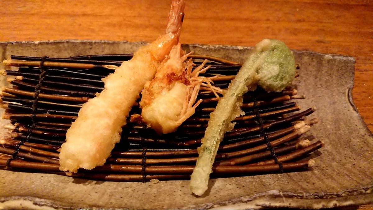 天ぷら の村のてんぷら5