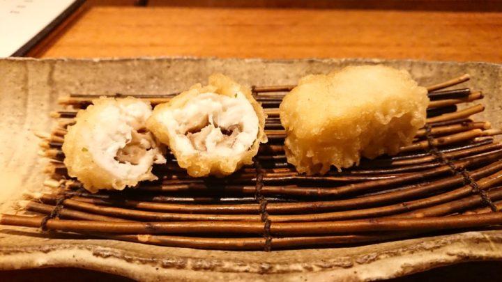 天ぷら の村のてんぷら1