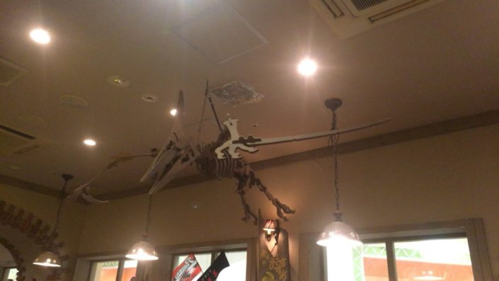 ボクのふらいパンの恐竜