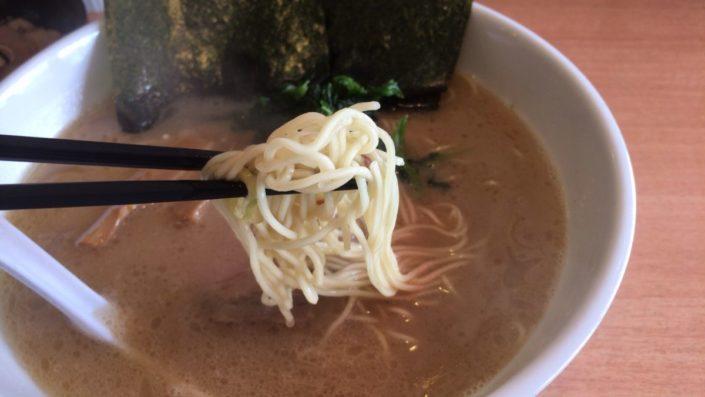 みはまやラーメン(細麺)