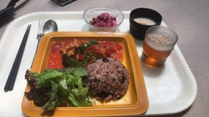 ハイチ料理
