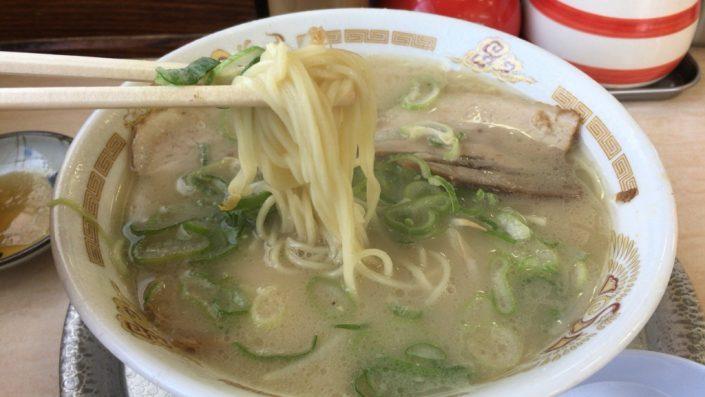麺(まるやす)