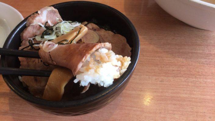 チャーシュー丼2