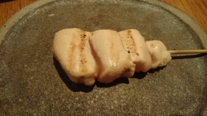 鶏一途-ささみレア焼き