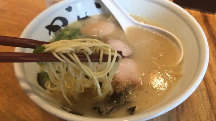 純とんの麺