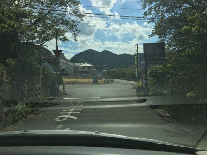淡路島牧場入り口