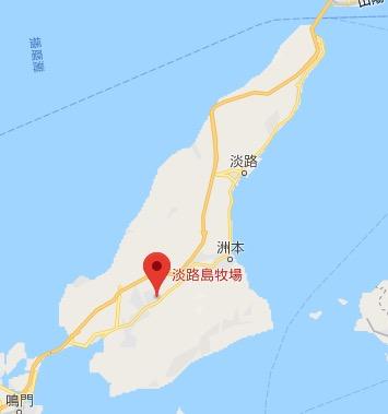 淡路島全体