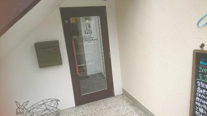 ボンボンロケットの扉