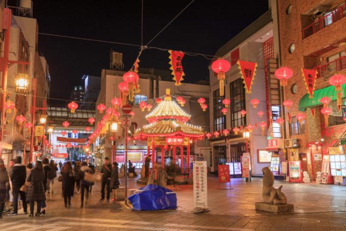 南京町の写真