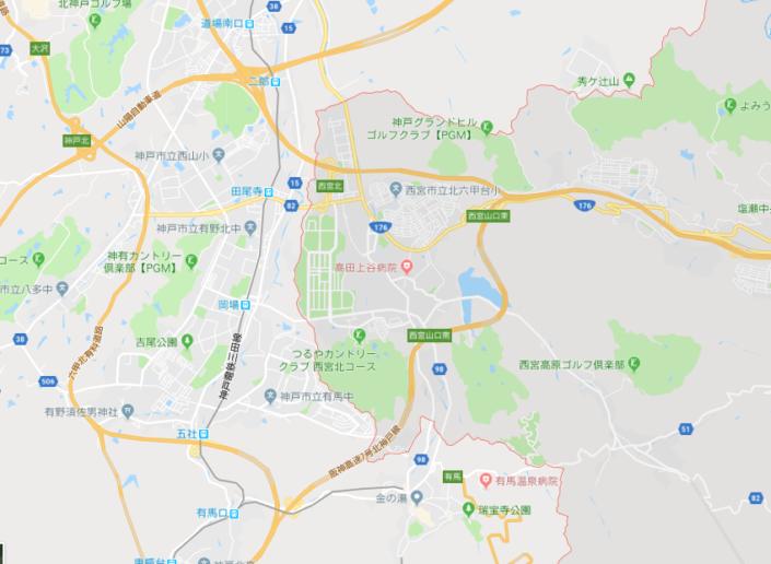 google-map-kobe
